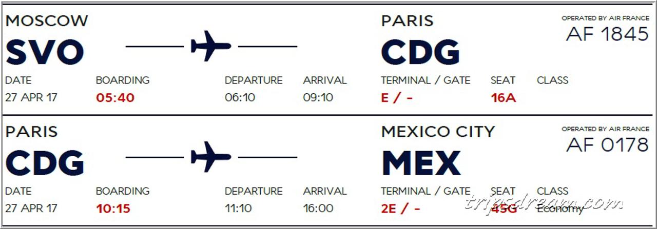 BoardingPassMoscowMexico