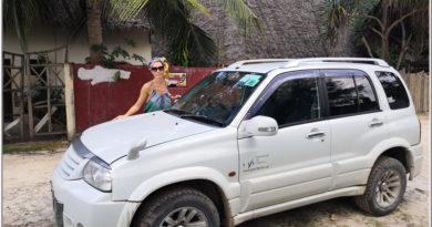 Аренда автомобиля на Занзибаре